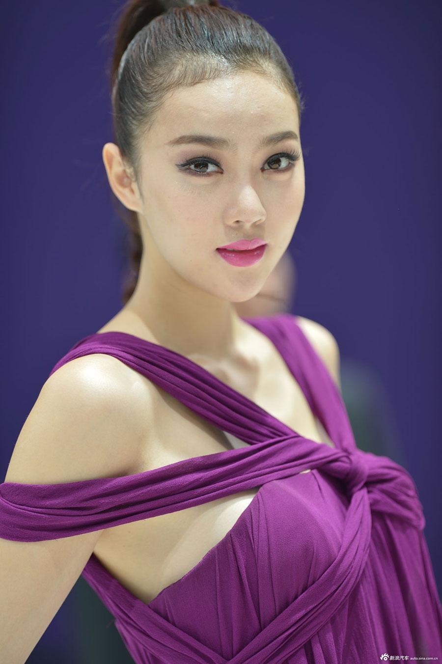 2012广州车展精彩美女车模欣赏
