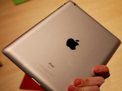 新一代iPad 背面图
