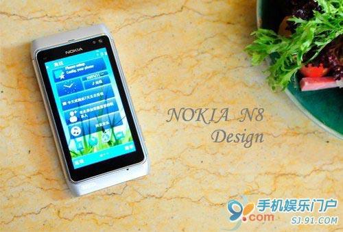 诺基亚N8的BOM成本已接近iPhone 4