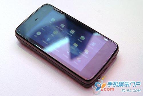 诺基亚N900升级支持Ovi套件