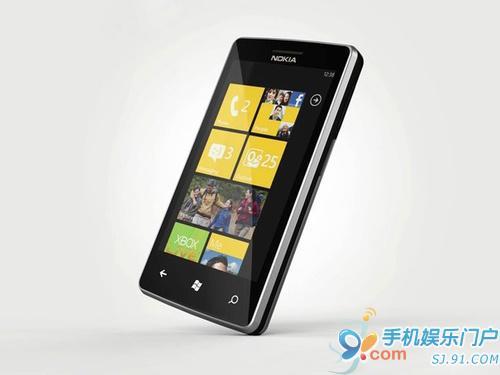 诺基亚:WP7手机上市前市场份额继续减少