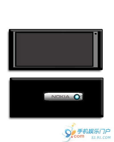 诺基亚N950外形曝光 或将于月底发布