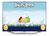 三星确认在其电视平台提供愤怒小鸟下载